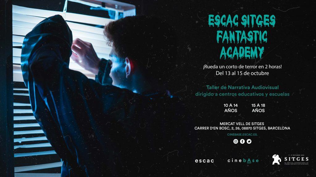 Taller Fantàstic Kids – Escac Sitges fantastic academy by cinebase